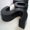 Custom Aluminium Signs Channel Letters