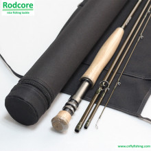 9ft 4PC 6wt Fast Action Top Quality Fly Fishing Rod
