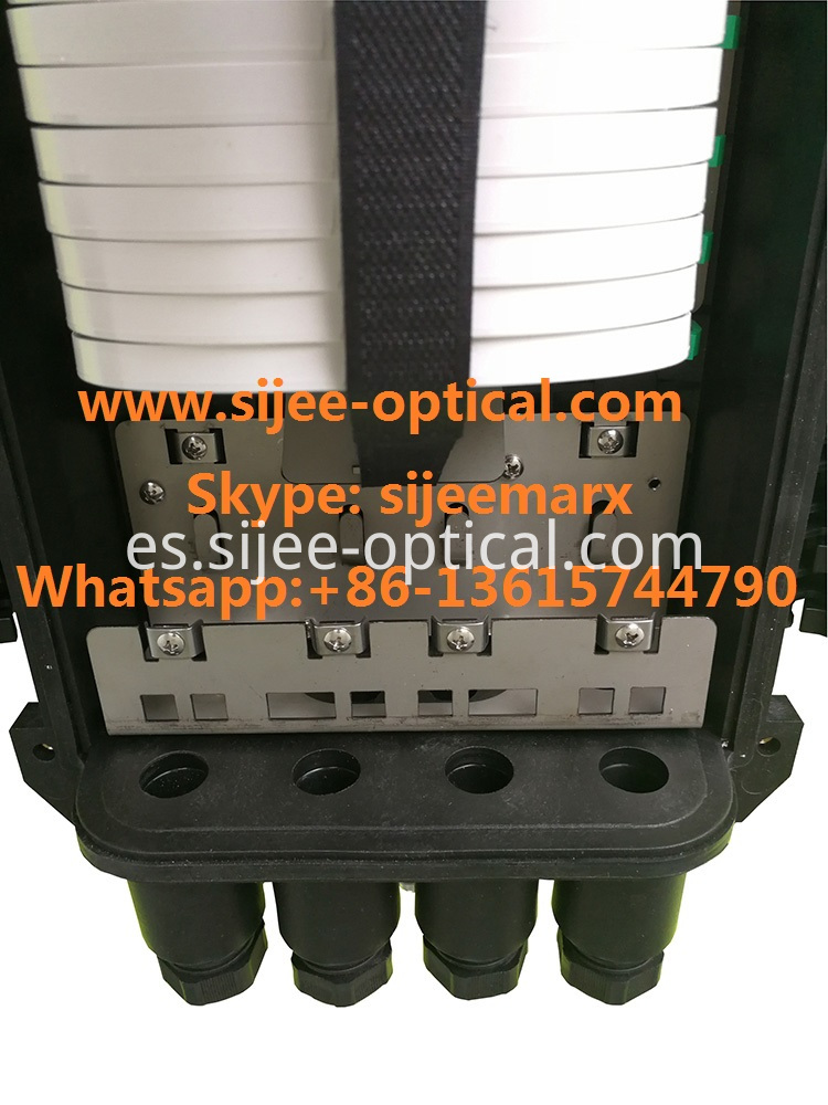 FTTX Fiber optic termination Box