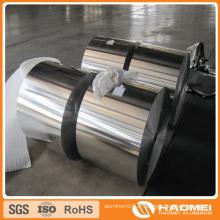 Feuille d'aluminium pour emballage en chocolat