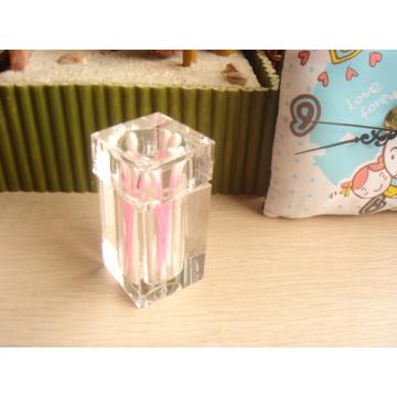 Titular de palito de vidro para presentes de promoção de casa