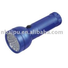 Aluminum Alloy 51 Led Flashlight AA battery