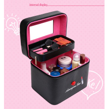 Watherproof promotion high-capacity cosmetic bag