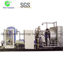 0.5-25MPa Pressure Booster CNG Natural Gas Compressor for Oil Fields
