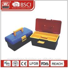 Popular plastic tool box