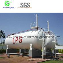 Криогенный резервуар для хранения сжиженного нефтяного газа