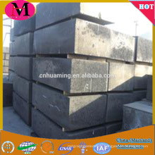 All kinds of sizes of graphite block for sale