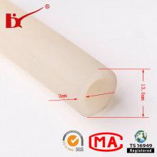 Mangueira de borracha de silicone resistente ao calor