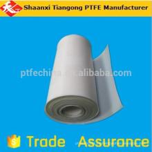 De plástico de alta temperatura hoja de PTFE por tian gong