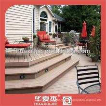 WPC outdoor decking