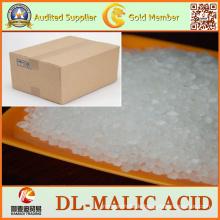 99% Lebensmittelzusatzstoffe CAS 617-48-1 Pulver Dl-Apfelsäure