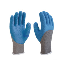 Factory wholesale price Economic Cotton Latex Half Coated working Gloves