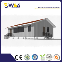 (WAS2504-100D) Chine Alibaba Modern Modular House / Cheap Prefab Homes for Sale