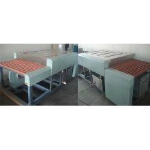 YZZT-X1200 horizontale Glaswaschmaschine