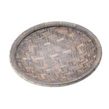 Melamina de madera como placa / plato de cena (NK13809-12)