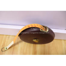 30M Leather Case Cloth Tape Measure For Building