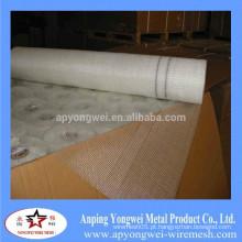 YW-90 G 4X4 milímetro Fiberglass Wire Mesh (preço de fábrica)