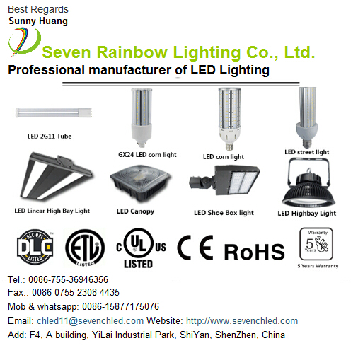 100W led linear highbay Light