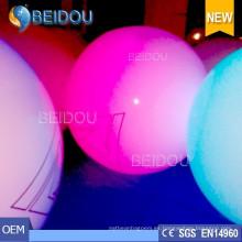 Globos publicitarios personalizados Decoración LED Mochila inflable Helio Zygote Globo