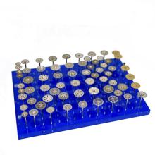 Disco de corte de diamante de separación dental / fresa de diamante sinterizado