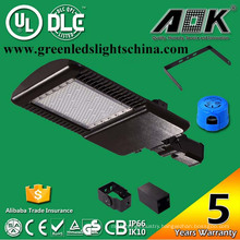 UL Dlc 265W LED Parking Lot Light for 1000W Shoebox Replacement
