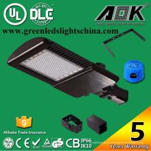 UL Dlc 265W Luz de Estacionamento LED para substituição de Shoebox 1000W