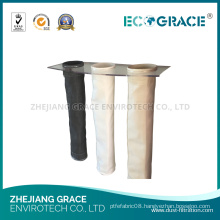 High Temperature Filter Bags Fiberglass Filter Bag