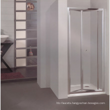Hotle Bathroom Glass Shower Enclosure with Aluminum Alloy