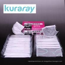 Máscara anti-pó de carbono ativo de alta qualidade descartável. Fabricado por Kuraray. Feito no Japão (máscara descartável)