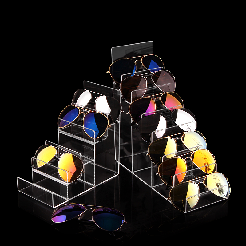Glasses Display Rack
