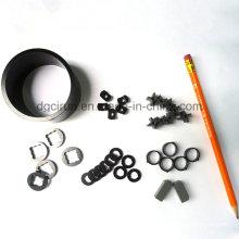 Customized Irregular Shap Bonded Neodymium Ring Magnets