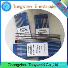 Сварочный электрод Wt20 вольфрама электрод