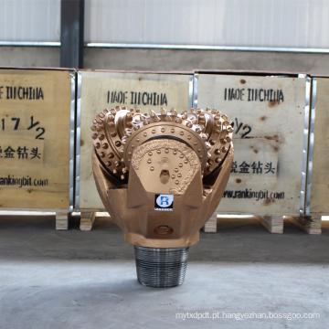 Corpo alto tricone 17 polegadas peças IADC 537 óleo tci 17 1/2 '' brocas com melhor qualidade & preço preferencial