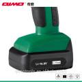 Qimo ferramenta de broca elétrica bateria de lítio de substituição elétrica para broca de martelo sem fio 1012B 14.4v 10 milímetros Duas velocidades