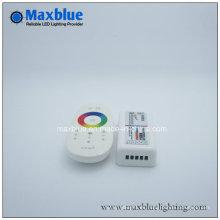 RF Wireless 2.4GHz WiFi RGBW Touch Controlador con mando a distancia