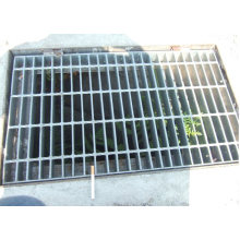 Hot Dipped Galvanized Plain Flooring Steel Grating with Ce Approval