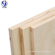 4x8 laminated plywood China commercial plywood for furniture making