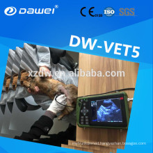 Palm Handheld Compact portable Vet Ultrasound machine /Veterinary Products/ Diagnostic Equipment for farm/clinic