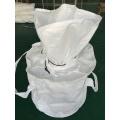 Круглая большая сумка с двумя жесткими петлями для транспортировки в промышленности