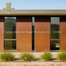 Exterior Fence Price Wall Corten Steel Sheet Plate (KH-CS-04)