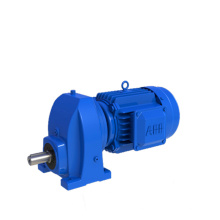 RX Series  shaft input single-stage  helical speed reducers gearbox