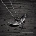 7 Flower Jewelry Custom Necklace for Men, Eagle Pendant Necklace Mens Jewellery, Hip Hop Men′ S Chains Necklace