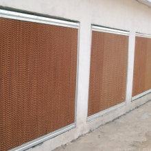 Пусковая площадка испарительного охлаждения для птицы дом/парниковых