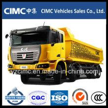 China Camión volquete 8 * 4 C & C con el precio más bajo
