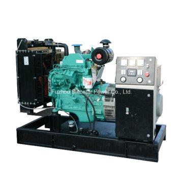 Grupo de gerador diesel de Cummin do quadro aberto 50 kVA 40kw