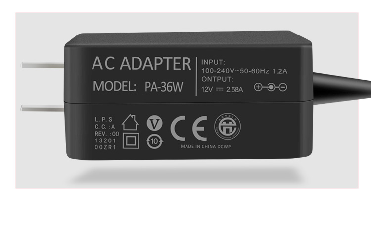microsoft surface power charger 36w