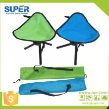 Nuevos productos calientes del taburete de pesca plegable con nuevo diseño
