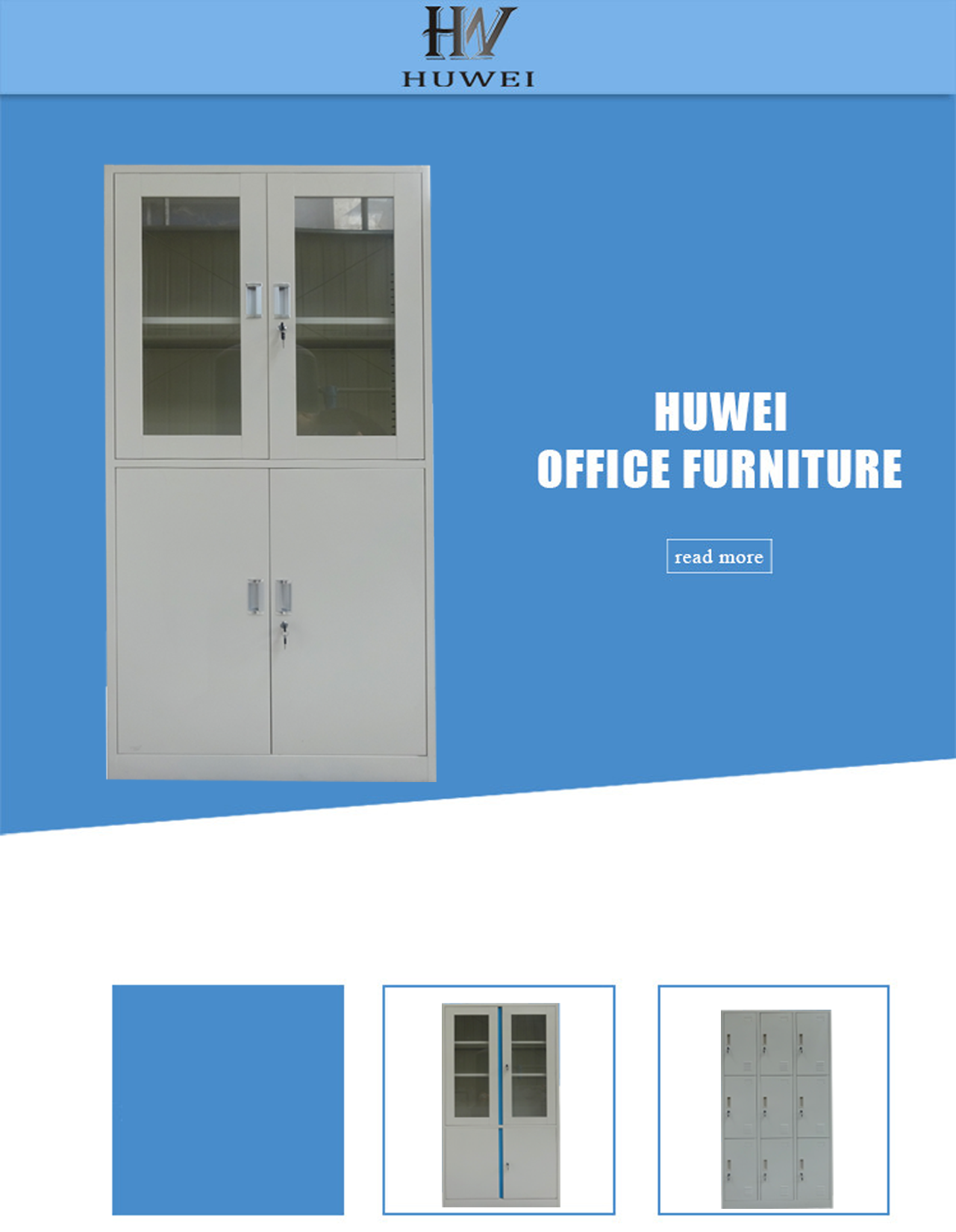 Office Steel Cabinet