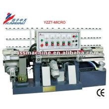 1-8mm Mini vertikale Glas Gehrung Maschinen YMLA211