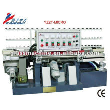 Mini maquinário de chanfradura vertical de vidro de 1-8mm YMLA211